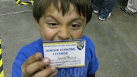 It's been a long few months of no fishing and lots of work but I was able to get out to the 2011 Fred Hall show at the Long Beach Convention Center on Thursday and brought my son Jonathan out to his first show.
